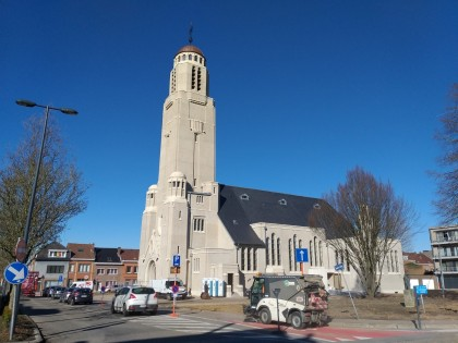 Sint-Rochuskerk Halle